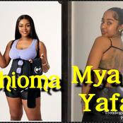 Who Is More Beautiful Between Chioma And Mya Yafai The Girl Davido Held Hands With At St Marteen