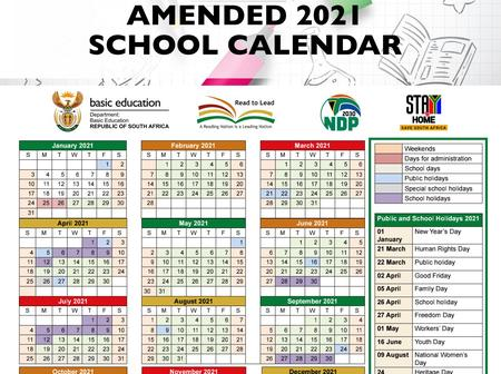 Back To School Dates For 2021. Postponed Again?