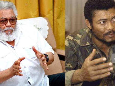 List of all 26 Major Achievements fo JJ Rawlings Ghanaians can never forget