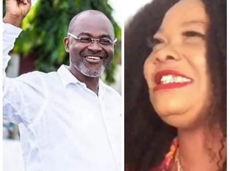 Kennedy Agyapong finally puts Nana Agradaa in
