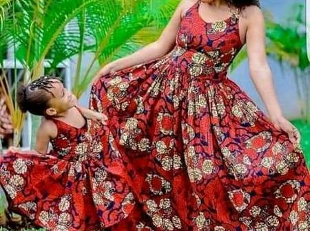 Gorgeous Styles For Moms And Daughters