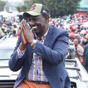 DP Ruto Comment on the Country's Debt Burden