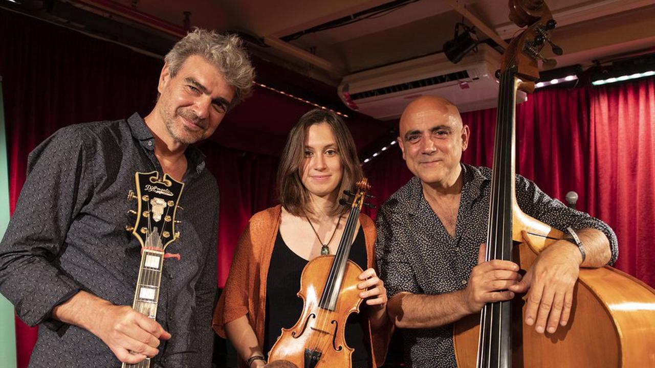 Jazz en Tech débarque à Palau-del-Vidre