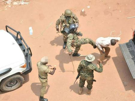5 KDF Officers Teargassed and Arrested by Police in Kisumu for Disobeying Curfew Orders