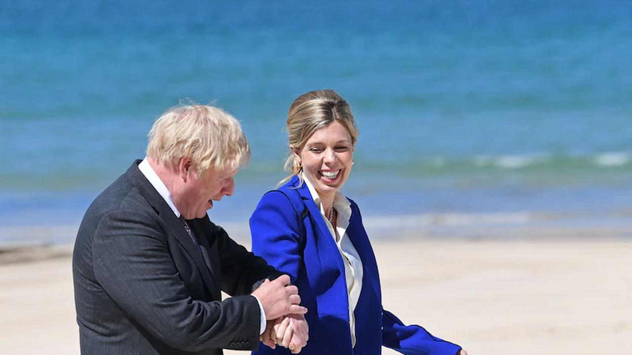 Briten-Premier im Baby-Glück: Boris Johnson wird zum siebten Mal Vater