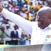 Good News for All Ghanaians As President Akufo-Addo Has Done It Again