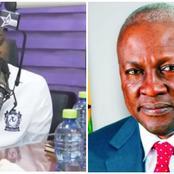 John Dramani Mahama Will be President before I die - Prophet Nigel Gaisie Reveals