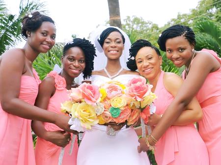 This Bride is a Beautiful Ewe Lady and Lawyer! Read about her Inspiring Career life! Ewe's Rock!
