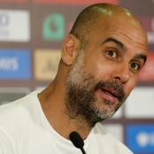 Pep Guardiola Expresses His Fears Ahead Of Manchester United Clash