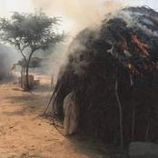 Gunmen set fire at Maru area in Zamfara state and also abducting more than 60 people