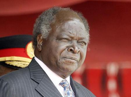 Retired President Mwai Kibaki's Salary and Pension