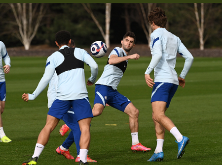 More Arrivals at Cobham as Chelsea intensify preparation for Weekend Clash. See Photos.