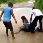 Video: He caught his wife cheating and he dealt with the wife and the other man
