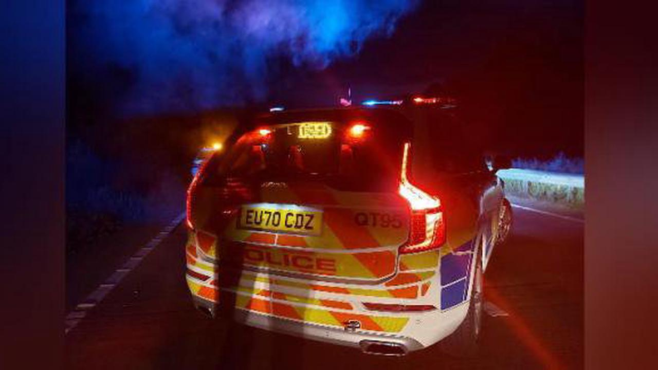 A12: Woman dies after crash near Galleywood