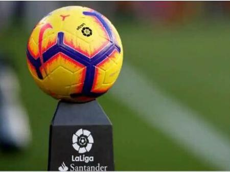 The Economic Impact Of The Covid-19 Pandemic In Laliga