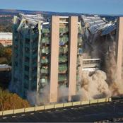 NCA Report Shows 35 Out Of 100 Buildings Could Collapse In Kenya: Here Are The Reasons Why