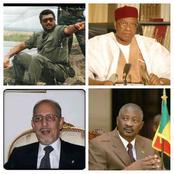 Novembre noir pour l'Afrique: quatre anciens chefs d'État décédés en l'espace de 2 semaines