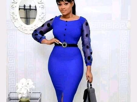 Photos: Unique And Lovely Gown Styles To Include In Your Wardrobe As A Classy Lady