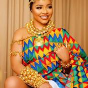 MC Lively, Lucy, Others React As Nengi Stuns In New Pictures To Celebrate Ghana's 64th Independence