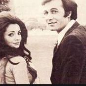 تفاصيل أغرب خلاف بين الفنان الراحل محمود ياسين وزوجته الفنانة المعتزلة شهيرة