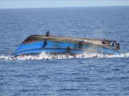60 People Feared Dead As Boat Capsizes With Over 700 Passengers