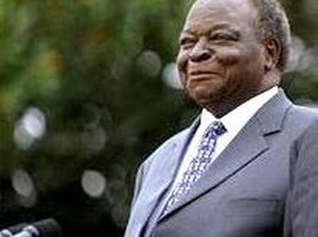 Kibaki 'The Economy Pundit'
