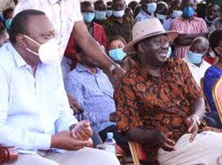 Raila Odinga Has Been Advised By Mp Daniel To Support Other NASA Co-principals In The Next Elections