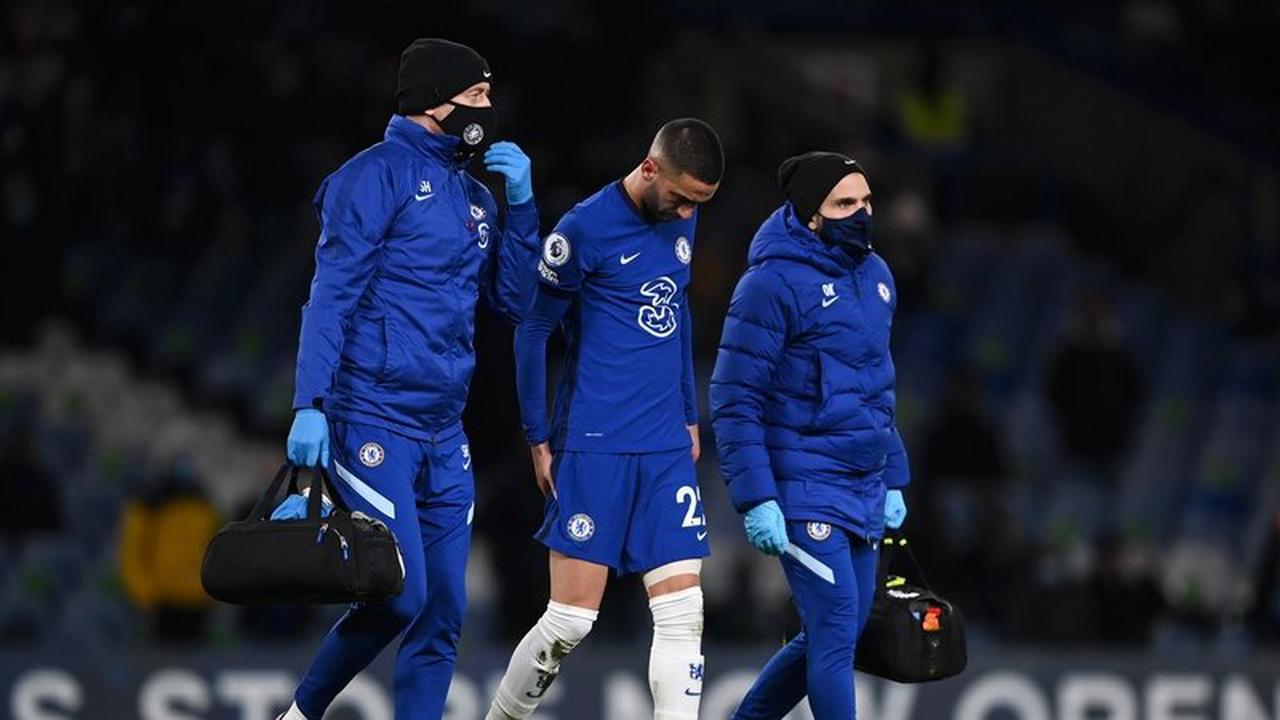 Lampard highlights Ziyech factor amid Chelsea slump
