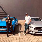 Check Out The Insane Collection of Doctor Khumalo's Expensive and Luxurious Cars.