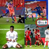 After Chelsea Qualified For The UCL Semi Despite Losing 0-1, See Who They Will Face Next In UCL