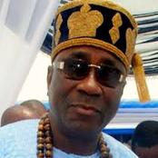 Reactions As Oba of Lagos Revealed Millions of Naira, Dollars Hoodlums Stole In His Palace During EndSars Protest