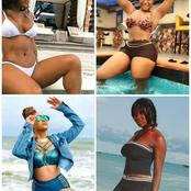 Photos Of 4 Nollywood Actresses That Look Good In Bikini