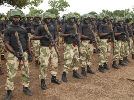 Nigerian Army Reveals Why More People Were Recruited In The North-Central Than In South-East