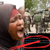 The Ease With Which Nigerian Army Are Deployed Against Civilians Should Worry Us All - Aisha Yesufu
