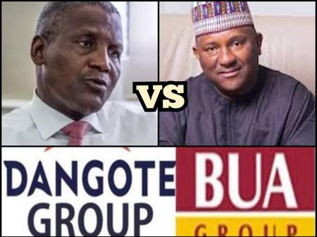 Days After He Was Called Out For Exploiting Nigerians, See What Dangote Wants To Do To A Competitor