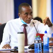 Kimani Wamatangi Reveals What the Late Francis Waititu's Requested in Parliament Before he Died