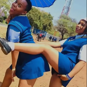 See Beautiful Photos Of Secondary School Girl
