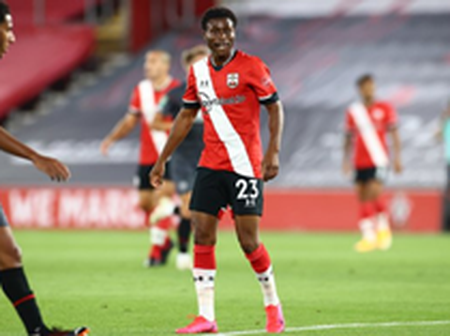 Nigeria Monitoring Arsenal Product Nathan Following First Team Breakthrough With Southampton