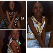 Remember the most beautiful girl in Nigeria? See recent pictures of her that got people talking