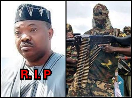 Today's Headline: Bandits Kill Miyetti Allah's Leaders, Another Prominent Nigerian Dies