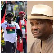Biafra Nations League Threatens To Terrorise Port Harcourt, Attack Oil Companies Over Ban On Meeting