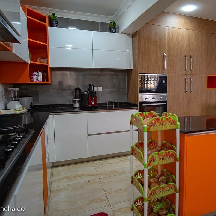 - 6268f730d0ac3d47c2ee37c3c063d086 quality uhq format jpeg resize 720 - Chai Who Say Money Is Not Good? Check Out These Beautiful And Stylish Photos Of Nana Ama Mcbrown's Kitchen (Photos)