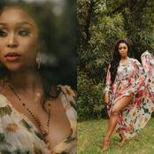 Minnie Dlamini-Jones left fans stunned with her recent amazing pictures.