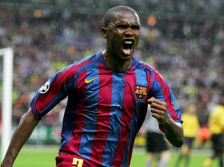 Samuel Eto'o: Journey to greatness (Never give up)