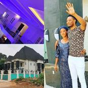 Young Igbo Man Builds A Mansion In The Village For His Mother To Celebrate International Women's Day