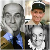 Il y'a 38 ans, disparaissait Louis De Funès, l'un des plus grands comiques français