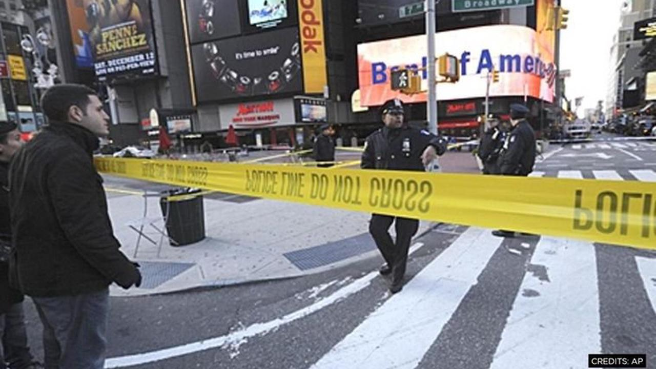 Times Square shooting suspect denies he was in New York in bizarre jailhouse interview