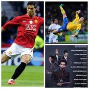 See the list of Puskas award winners since its inception in 2009