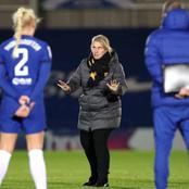Emma Hayes previews women's champions league clash against Atletico Madrid.