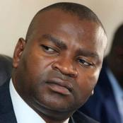 Matungu Decides: Kenyans Demand Arrest of Rashid Echesa After He's Caught Slapping Agent (VIDEO)